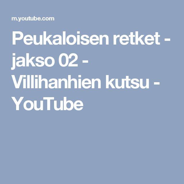 Peukaloisen retket - jakso 02 - Villihanhien kutsu - YouTube