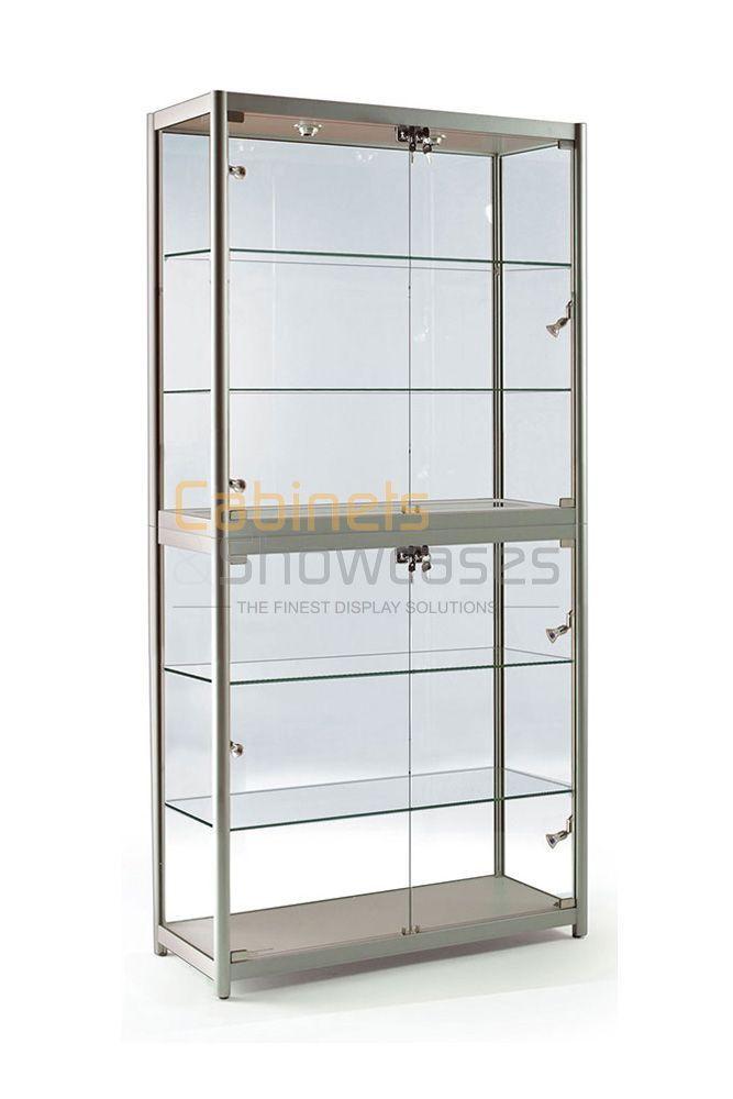 Portable Exhibition Folding Display : Portable folding exhibition display cabinet in mumtaz