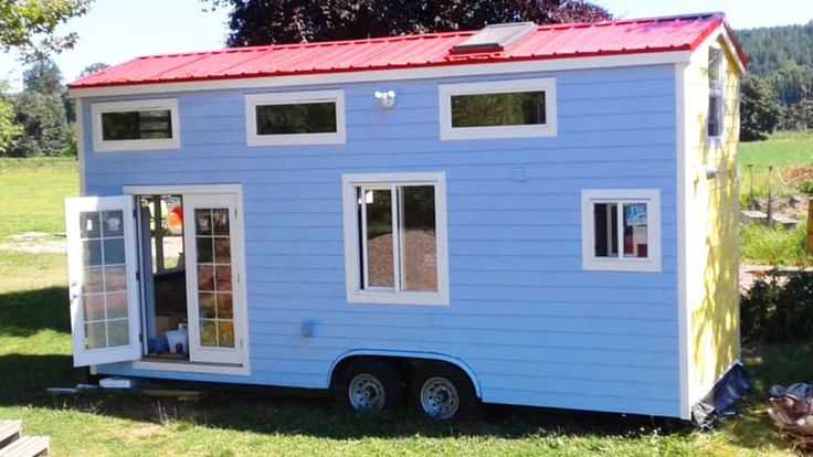 Absolutely Beautiful Custom Built Tiny House in Fall City, Washington