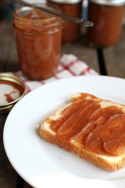 RECIPE ~ crock pot apple butter