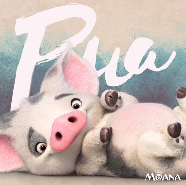 From Disney's Moana