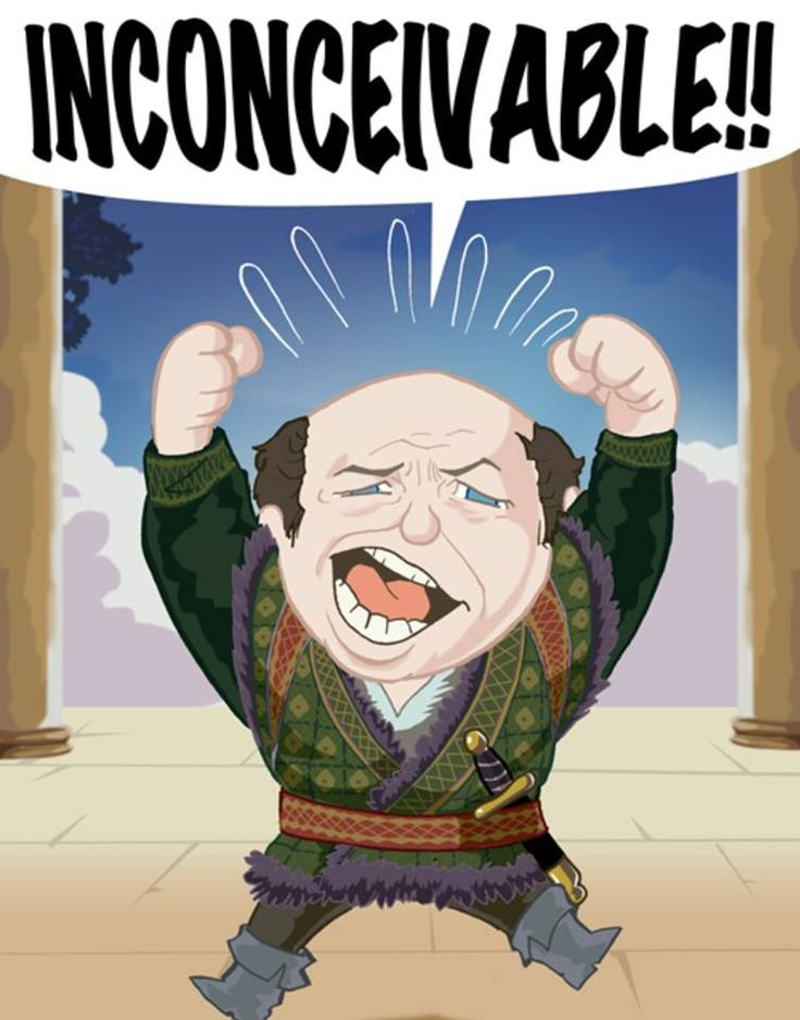 Inconceivable!! :)