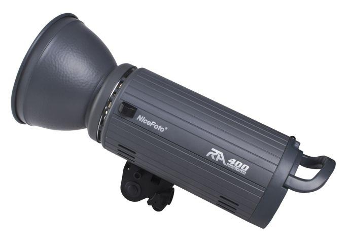 Студийный импульсный моноблок NiceFoto RA-400 (мощность 400 Дж.)