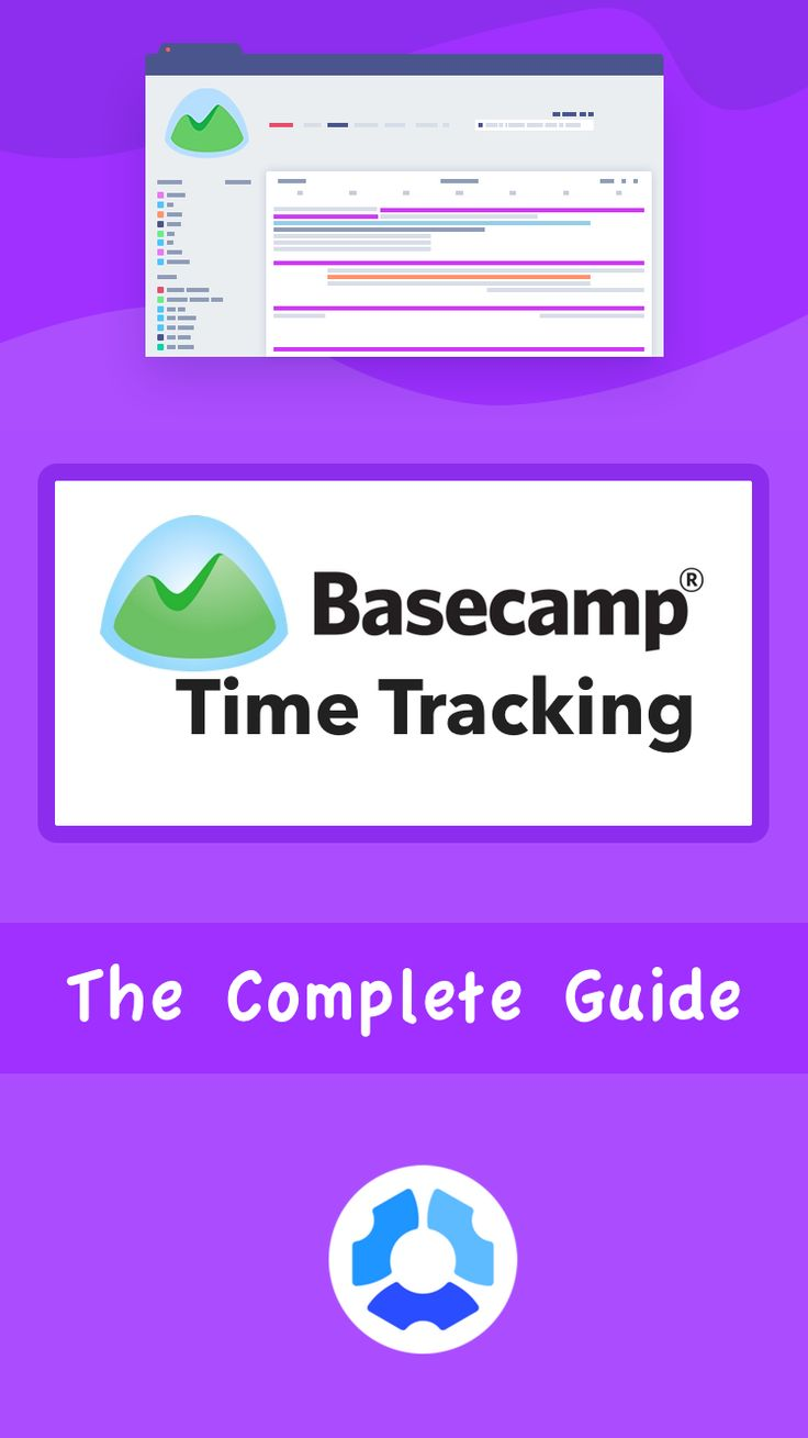 Your Key To Productivity: Integrating Basecamp with Hubstaff. Basecamp is a powerful project management tool that allows companies to consolidate a variety of processes. It maintains task lists, houses discussion threads, tracks statuses, and produces detailed reports. And while Basecamp is a near-perfect project management solution, it lacks one important capability: it doesn't have a time-tracking feature.  Time tracking is important for businesses of all types.