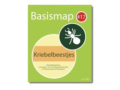 Basismap Kriebelbeestjes - Ontdekkend leren binnen een aansprekend thema! http://onderwijsstudio.nl/product/basismap-kriebelbeestjes/