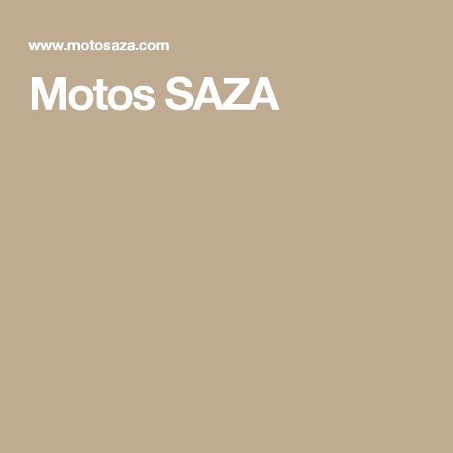 Motos SAZA