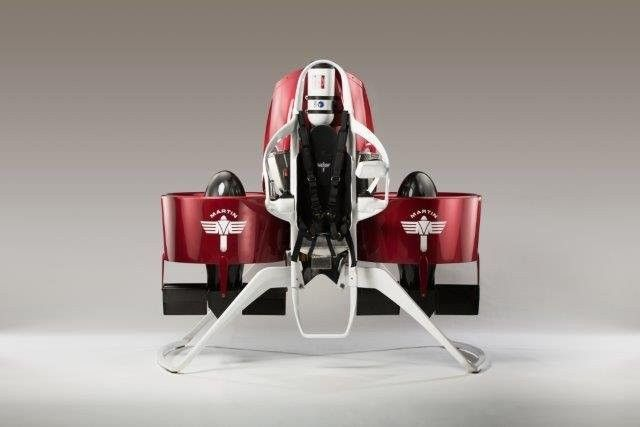 Martin Jetpack closer to takeoff in first responder applications [Future Airplanes: http://futuristicnews.com/tag/aircraft/]