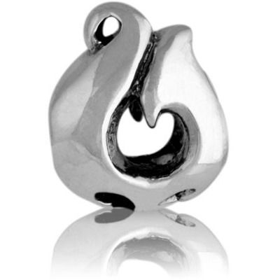 Evolve protection and safety silver charm at Charlton Jewellers, Auckland, New Zealand