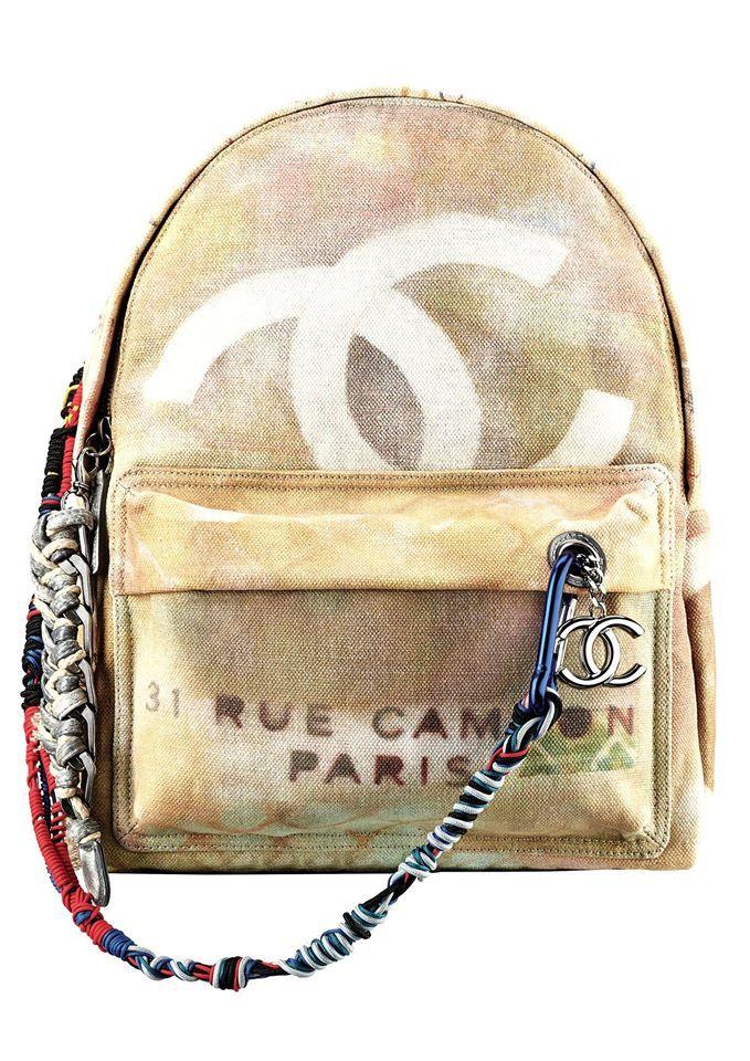 SUMMER SUGGESTION: Chanel