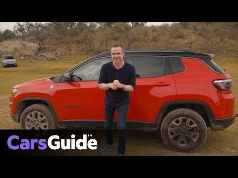 Jeep Compass 2017 review | first drive video     (adsbygoogle = window.adsbygoogle || []).push();       (adsbygoogle = window.adsbygoogle || []).push();  Peter Anderson road tests, off-road tests and reviews the Jeep Compass with specs, fuel consumption and verdict at its...