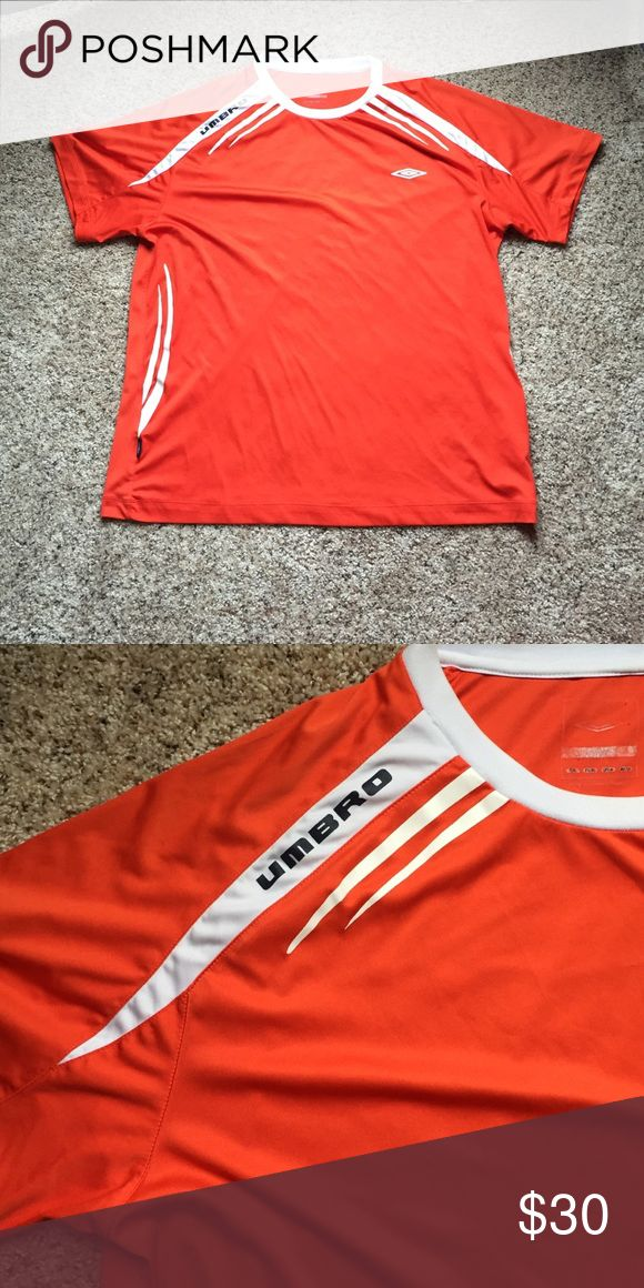 Mens Umbro Shirt Has been loved but in perfect condition. Umbro Shirts Tees - Short Sleeve