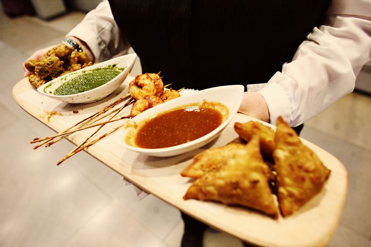 #Indian Wedding Traditional Indian Food - Indian Wedding http://www.whitepetalsandpearls.com