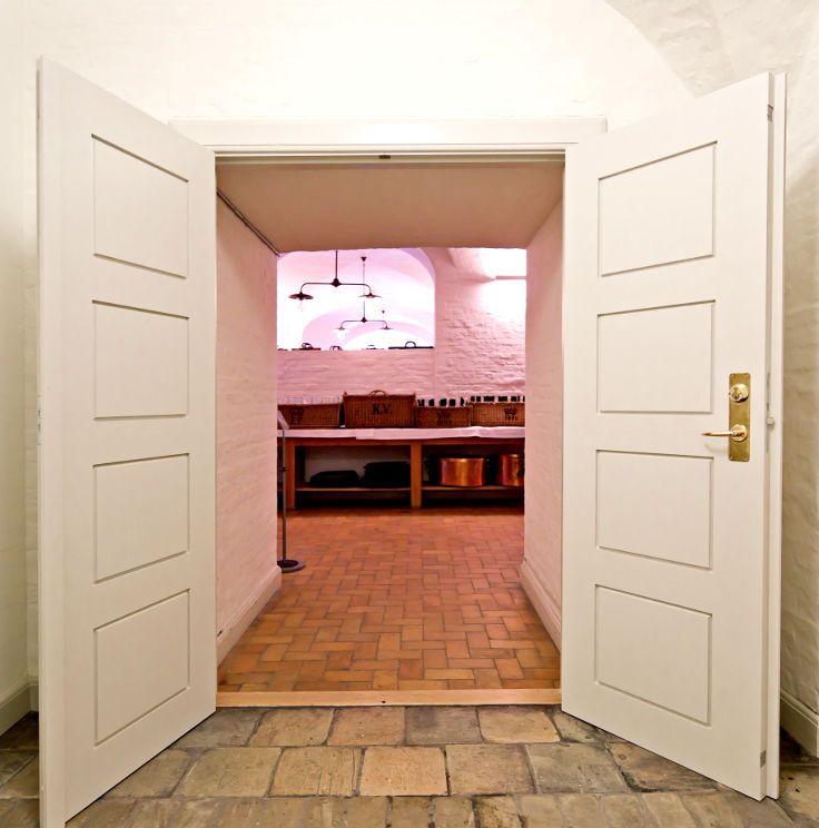Exact replikas of the original doors from the 1920'ies - Vahle Firedoor