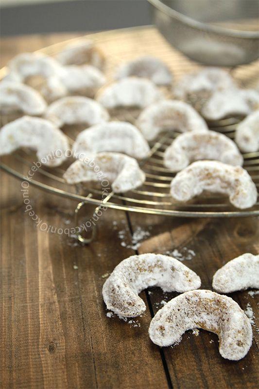 Vanillekipferl, biscuits de l'Avent - Ok Ce Bon!