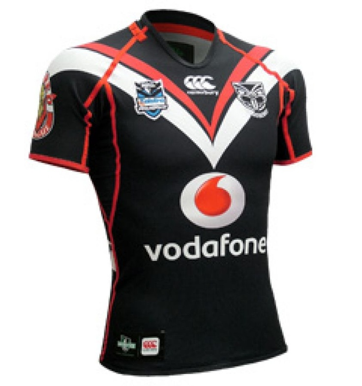 Love this NZ warriors jersey!