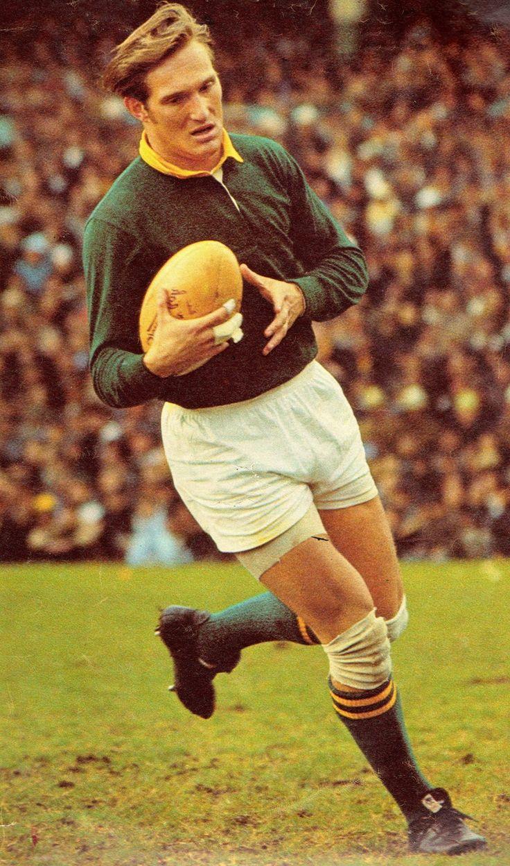 Gert Muller (Vleuel) -1971 (Mclook rugby collection)