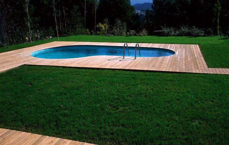 Les 46 meilleures images propos de piscines sur for Piscine waterair