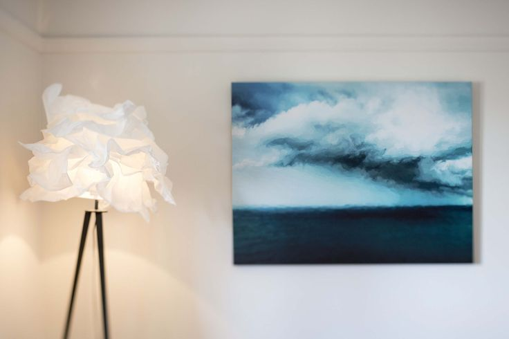 Stormy seas | 6 Liverpool Street, Paddington