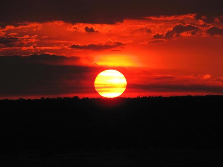 Sunset at Ubirr Rock, Kakadu National Park, Australia