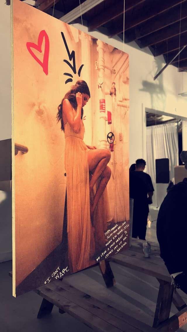 Selena Gomez News — May 4: Selena in Francia Raisa's Snapchat story