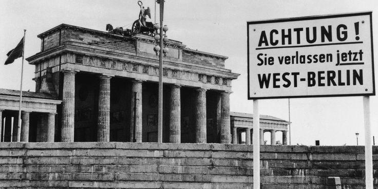Berlim, 25 anos depois: Roteiro da Ostalgie