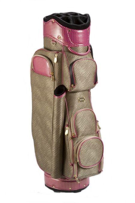 Need a new golf bag? Check out Samantha Rose Cutler Sports Ladies Cart Golf Bag…