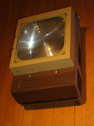 Elmo HP-L290 Overhead portable projector complete presentation equipment find me at www.dandeepop.com #Elmo #Projector #dandeepop