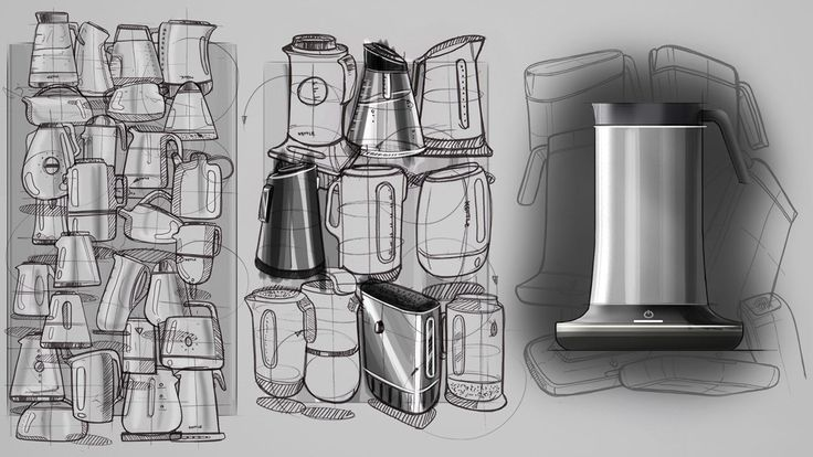 Ferv: Insulated Kettle on Behance