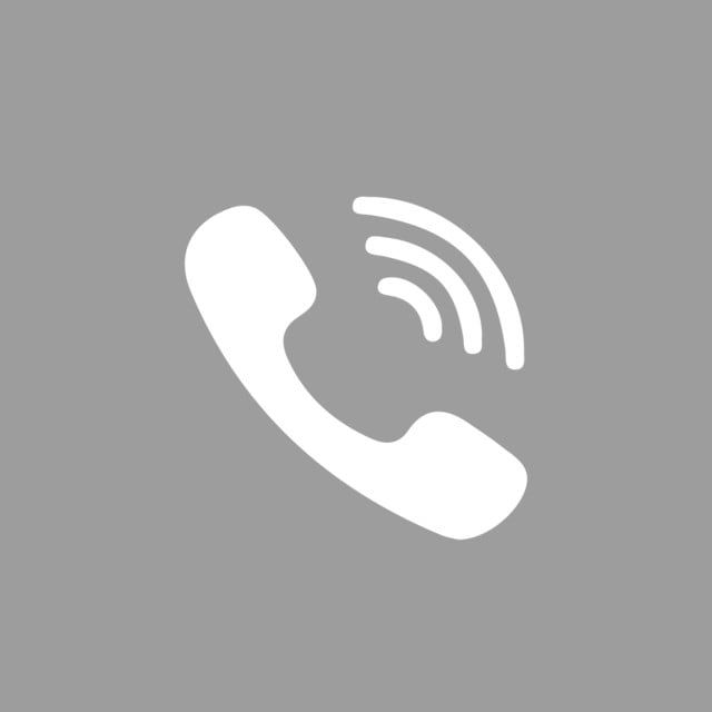 White Call Icon Png Phone Icon Call Design Elemet Png And Vector With Transparent Background For Free Download In 2020 Call Logo Logo Design Free Templates Logo Design Free