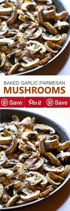 Baked Garlic Parmesan Mushrooms 25 mins to make serves 2-3 - Ingredients Vegetarian Gluten free Produce  tsp Garlic powder 1 Lemon 1 lb Mushrooms raw 1 tsp Thyme dried Baking & Spices 1 Kosher salt and freshly ground black pepper Oils & Vinegars 2 tbsp Olive oil Dairy 4 tbsp Parmesan grated