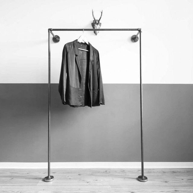 Simple Offener Kleiderschrank MONO LOW selekkt