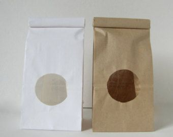 Bolsas de café para bolsas de galletas, dulces, galletas, boda, s ' Mores kits diy estaño empate bolsas 100 o más bolsos
