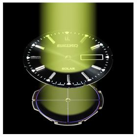 Seiko Solar Watches - No Battery Change Required