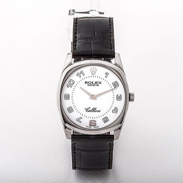 Rolex Cellini Watch from 2007 in White Gold 18ct