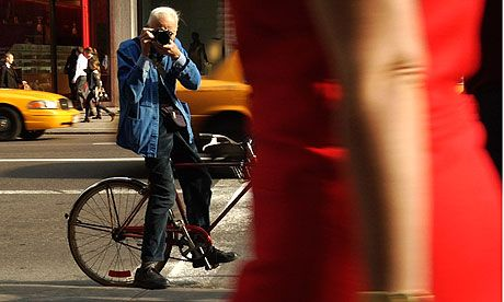 After a fashion: film celebrates work of street-style snapper Bill Cunningham
