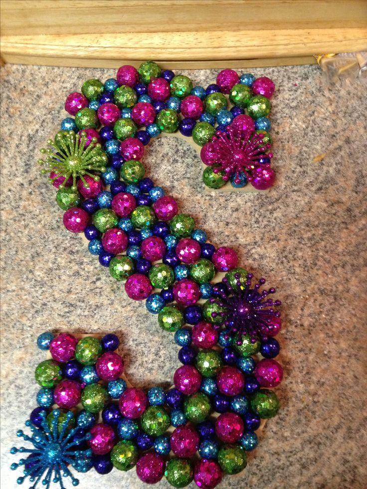 Easy easy!! Christmas craft!
