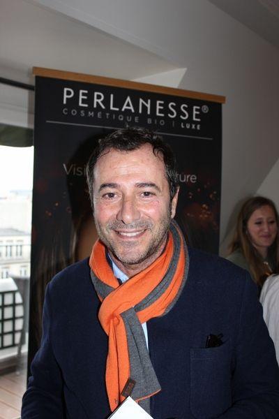 Bernard Montiel pour Perlanesse @DPA Gifting Suite 2017