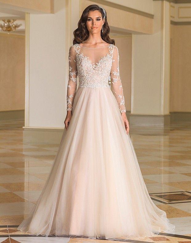 10 best wedding dresses images on Pinterest | Wedding frocks, Short ...
