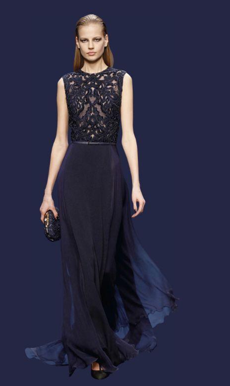 Vestidos de Fiesta para invitadas - Coleccion Pret-a-Porter Elie Saab