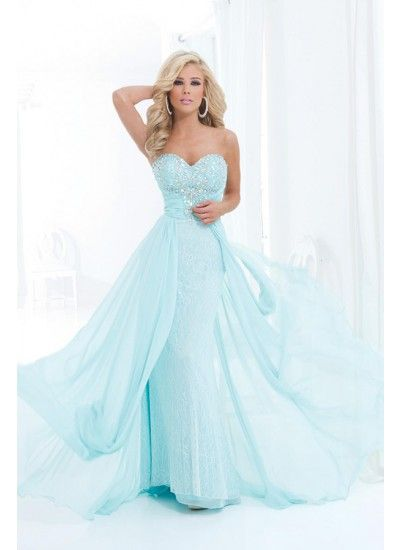 26 best PROM images on Pinterest | Prom dresses, Party wear dresses ...