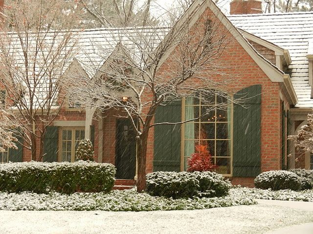 Exterior House Colors With Brick best 25+ shutters brick house ideas on pinterest | brick house