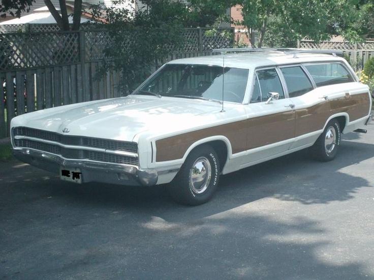 cadillac station wagon 1970 ford