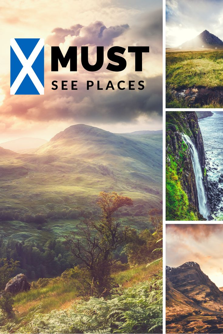 scottish bucket list