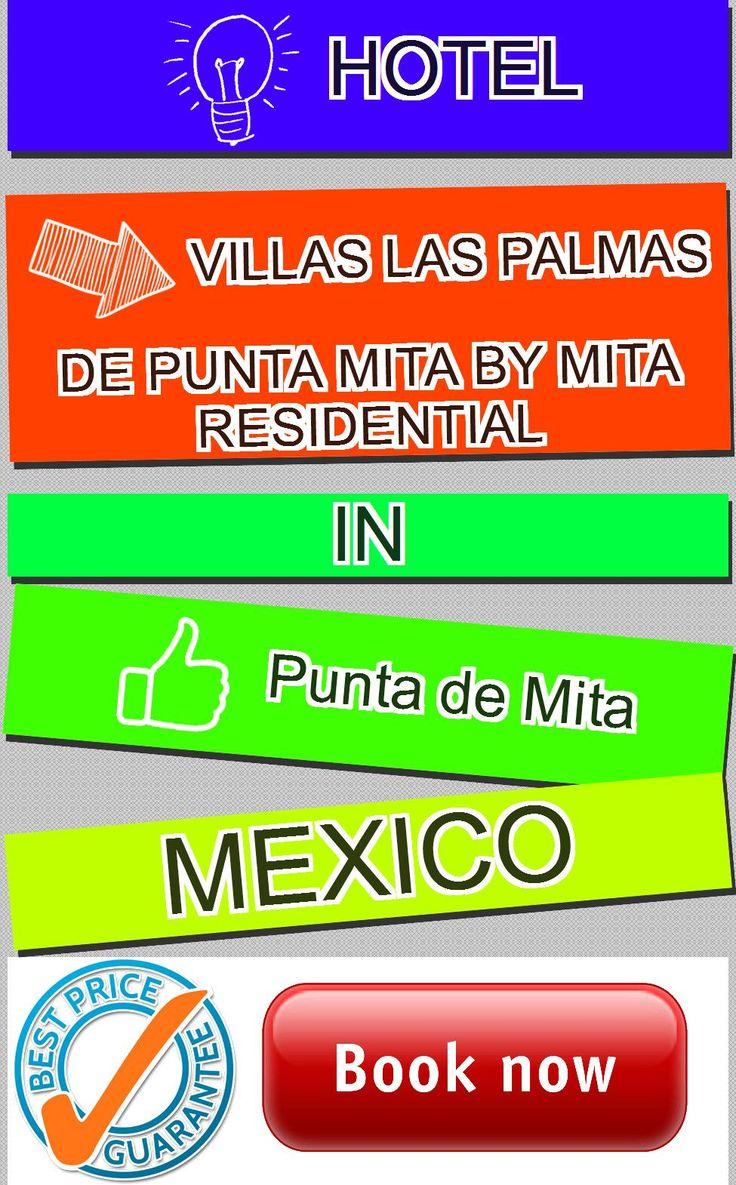 Hotel VILLAS LAS PALMAS DE PUNTA MITA BY MITA RESIDENTIAL in Punta de Mita, Mexico. For more information, photos, reviews and best prices please follow the link. #Mexico #PuntadeMita #travel #vacation #hotel