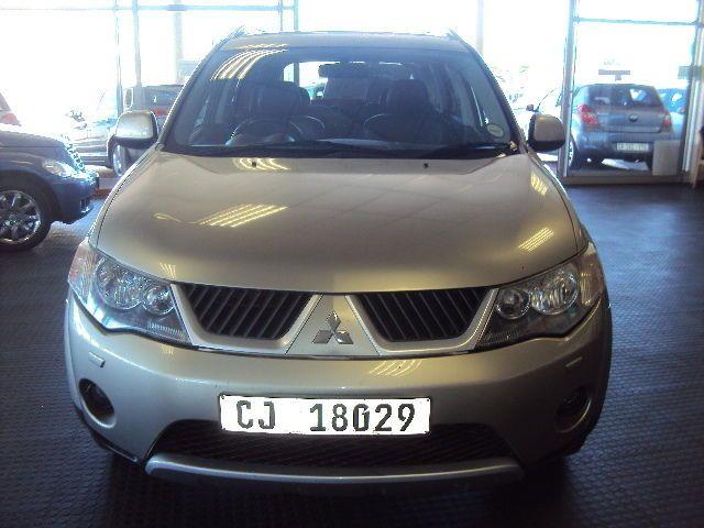 2007 Mitsubishi OUTLANDER 2.4 GLS AUTOMATIC SUV FSH www.autoking.co.za   Milnerton   Gumtree South Africa   109406295