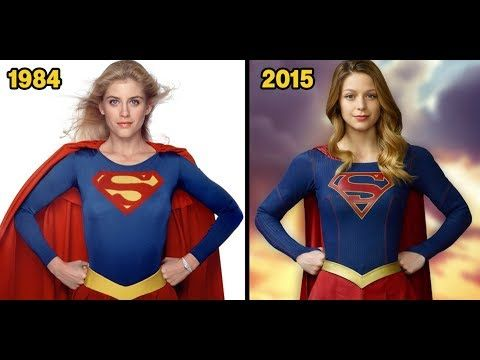 Supergirl (1984) and (2015) - YouTube