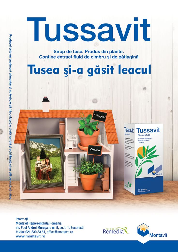 Tussavit- poster