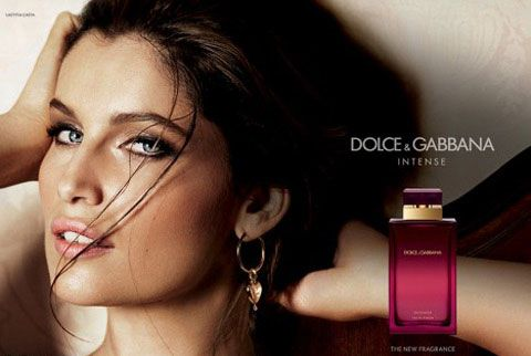 Dolce & Gabbana The New Fragrance : Intense | FashionMention