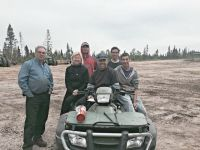 July 28, 2015, St-Modeste, Que. – Given the sustained increase in demand for its products, Berger has announced plans to build a peat processing and bagging plant in Rivière-Pentecôte on the North Shore of Quebec, where it is has been harvesting peat since 2006.