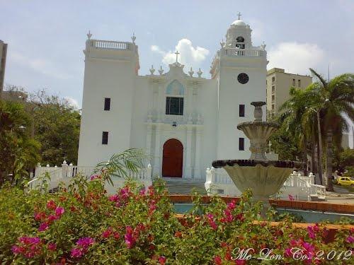 Iglesia de la Inmaculada Concepción (Church of the Immaculate Conception)